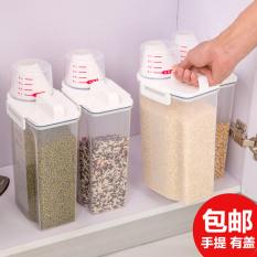 Airtight Plastic Kitchen Storage Container