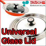 Kitchenart Glass Multi Lid For 24Cm 26Cm 28Cm Frying And Wok Pan Intl Compare Prices
