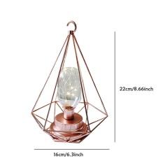 Kobwa Minimalist Vintage Decorative Led Lamp Photograph Tool Home Bedroom Decor Intl China