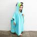 Sales Price Cute Cotton Hooded Baby Bathrobe