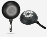 Who Sells 30Cm Medical Stone Non Stick Pot Wok No Fumes Chaoshao The Cheapest