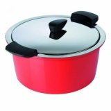 How To Get Kuhn Rikon 3 Quart Hotpan Casserole Red Intl