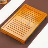 Best Offer Kung Fu Tea Tray Wood Home Small Saucer Tea Sets