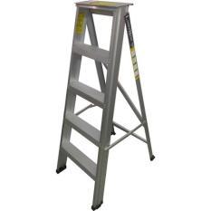 Low Price Laddermenn Aluminium Heavy Duty Hd05 5 Step