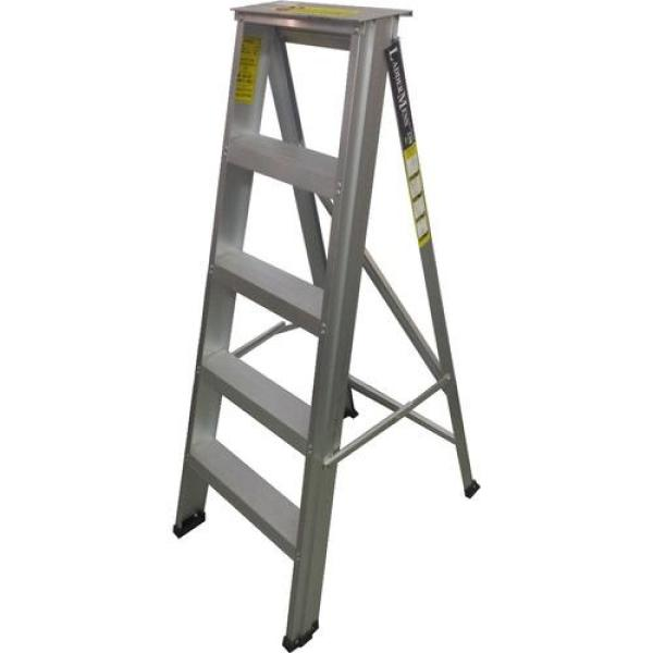 Laddermenn Aluminium Heavy Duty ( Hd05 ) 5 Step