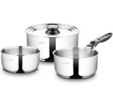Buy Lamart Lt1009 Kims Stainless Steel Pot Set With Removable Handle Lamart