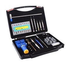 Lamore Ohuhu 175 Pcs Watch Repair Tool Kit Case Professional Spring Bar Tool Set Watch Band Link Pin Tools Intl Cheap