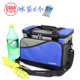Discount Large Meal Package Takeaway Insulated Box Insulated Bag Oem On China