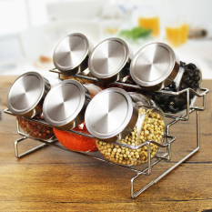 Large Size Seal Seasoning Box Seasoning Containers diao wei ping guan Set Spice Rack Kitchen Supplies chu wu ping Storage Tank