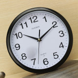 Deals For Large Vintage Round Modern Home Bedroom Retro Time Kitchen Wall Clock Quartz Black