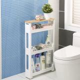 Purchase Large Washing Machine Storage Rack Bathroom Shelf Online