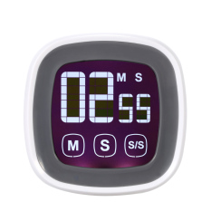 Buy Lcd Digital Touch Screen Cooking Count Up Count Down Timer Alarm Clock Oem Online