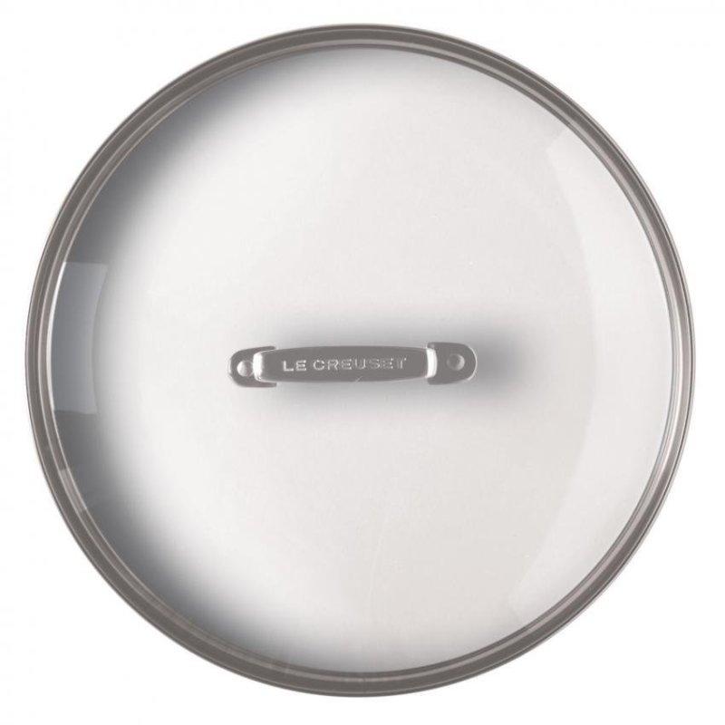 Le Creuset Glass Lid 26cm Accessory for Toughened Non-Stick Pan - Online Exclusive Singapore