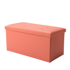 Discount Jianmo Linen Seating Storage Stool Oem China