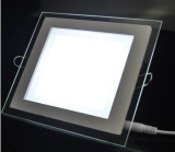 Buying Led 12W Square Glass Downlight Warm