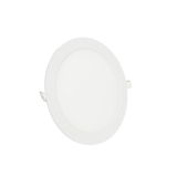 Sale Led Flat Panel Downlight Round 12W Warm Colour Oem