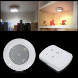 Price Led Wireless And Remote Control Closet Puck Bright Night Lights Intl Oem Online