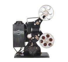 leegoal Decorative Vintage Film Movie Projector Mold Desk Decorations (Old Bronze) - intl