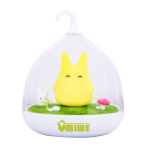 Leegoal Kids Lamp Touch Sensor Usb Charging Led Baby Night Light For Toddler Yellow Price Comparison