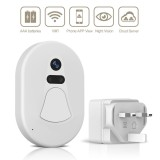 Who Sells Leegoal Uk Plug Wireless Doorbell Smart Wifi Camera Doorbell Visitor Record Intl