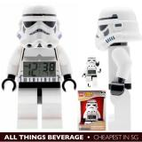 Who Sells The Cheapest Lego Mini Figure Star Wars Stormtrooper Moveable Light Up Alarm Clock Cheapest In Sg Online