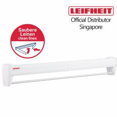 Sales Price Leifheit L83201 Wall Dryer Telegant 36 Protect Plus