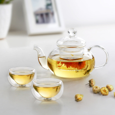 For Sale Life High Temperature Resistant Glass Tea Pot Teapot