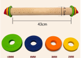 Who Sells Lifine Multifunction Wooden Rolling Pin Fondant Adjustable Rolling Pins Int L The Cheapest