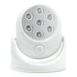 Light Angel Motion Activated Sensor Stick Up 7 Led Light As Seen On Tv Cordless Lowest Price