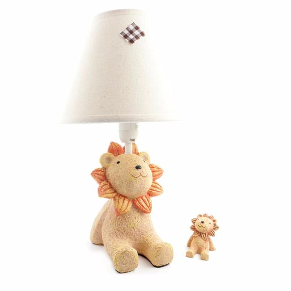 Lion lamp *Comes with display item