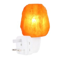 Who Sells Litake 15W Mini Salt Lamp Hand Carved Natural Himalayan Crystal Salt Lamp Night Light Wireless Bulb Intl The Cheapest