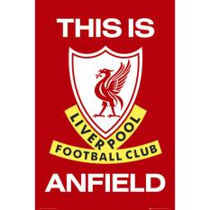 OFFICIAL LIVERPOOL FC THIS IS ANFIELD POSTER