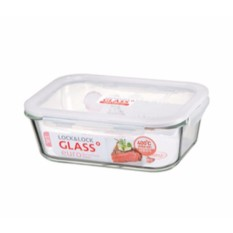 Get The Best Price For Lock Lock Glass Airtight Rectangle Container 2 0L Llg 455