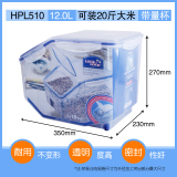 Lock&lock 10Kg Pest Control Moisture Sealed Home Rice Bucket Rice Storage Box In Stock