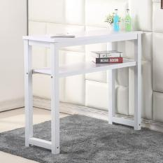 Longines Bar Table Dual Layer Storage 120 Cm (Bar Table)