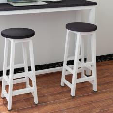 JIJI Longines Chair Stool 75CM (Free Installation) - Bar Chairs / Bar Stools / high chair /Designer dining Chair /Bar high chair/ Furniture Chair  Free 12 Months Warranty (SG)
