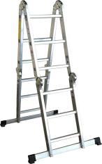 Promo Louison Alum Multi Purpose Ladder Lmp43
