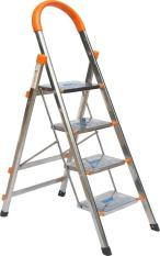 Louison Stainless Steel 6 Steps Household Ladder Lss06 For Sale Online