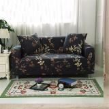 Mimosifolia Loveseat Sofa Sectional Sofa 3 Seater Couch Protect Cover Stretch Slipcover Slip Resistant Soft Fabric Length 145 Cm To 185 Cm Intl Online