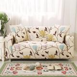 Mimosifolia Loveseat Sofa Sectional Sofa 3 Seater Couch Protect Cover Stretch Slipcover Slip Resistant Soft Fabric Length 145 Cm To 185 Cm … Deal