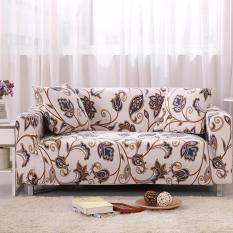 Buy Mimosifolia Loveseat Sofa Sectional Sofa 3 Seater Couch Protect Cover Stretch Slipcover Slip Resistant Soft Fabric Length 145 Cm To 185 Cm … Online Hong Kong Sar China