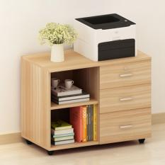 Lowell Bedside / Office Movable Cabinet With Keylock Extended ( Free Installation )