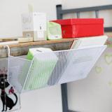 Brand New Lazy Simple Metal Home Multi Functional Storage Basket