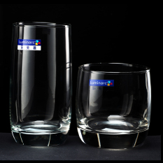 The Cheapest Luminarc Lead Free Child Crystal Wine Cup Whiskey Glass Online