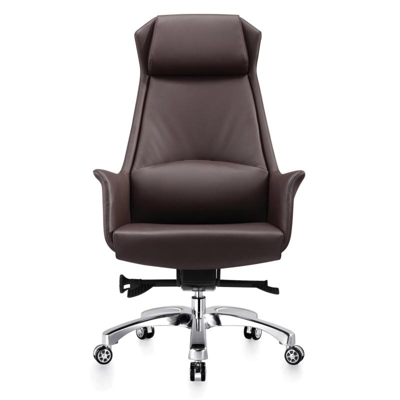 Luxurious Leather Director Chair Boss Chair ( A750 ) Singapore