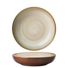 Recent Luzerne Rustic Sama 23Cm Soup Bowl 2Pc Colour