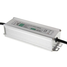 LZ12-24V 80W High Power Waterproof IP67 LED Driver, DC 12-24V - intl