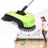 Magic Broom Sweeping Machine Without Electricity Push Type Household Sweeper Dustpan Set Artifact Floor Home Cleaning Intl Shopping