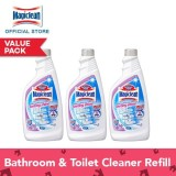 Buy Magiclean Bathroom Toilet Lavender Refill 500Ml Set Of 3 Singapore