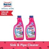 Sale Magiclean Sink Pipe Cleaner Refill 500Ml Set Of 2 Singapore